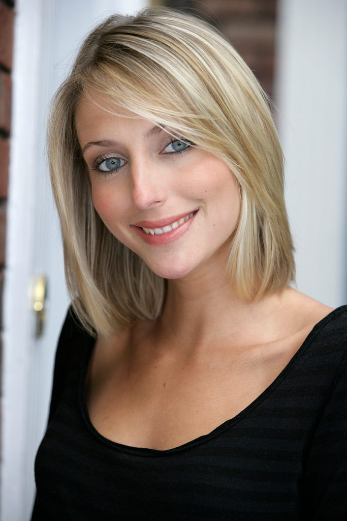 Ali Bastian in Hollyoaks