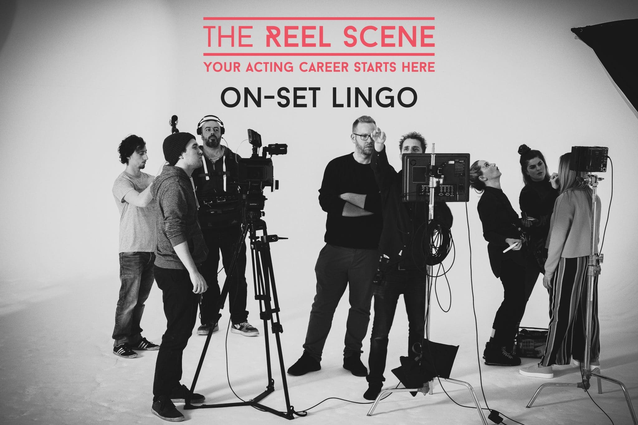 The Actors Guide to On-Set Lingo